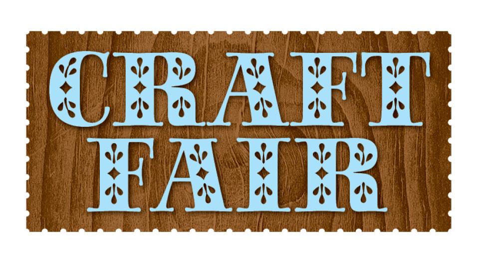 3rd Annual Fall Craft Fair - October 12th -9AM - 2PM
