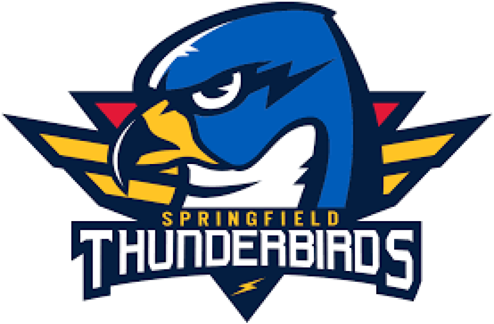 7:05 PM - Springfield Thunderbirds Game - January 25th
