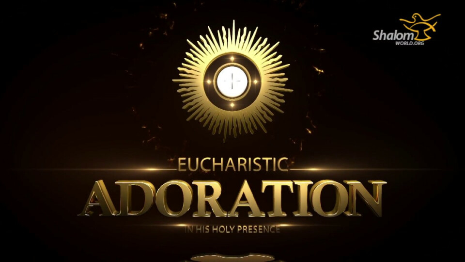 8:00 a.m. - 9:00 a.m. - Eucharistic Adoration - Fridays during Lent