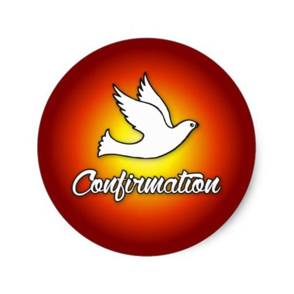 2 p.m. & 5 p.m. ~ Confirmation
